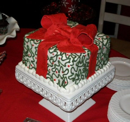 Christmas Special Cake Images : Custom holiday cakes for Christmas, Easter or whatever the ...