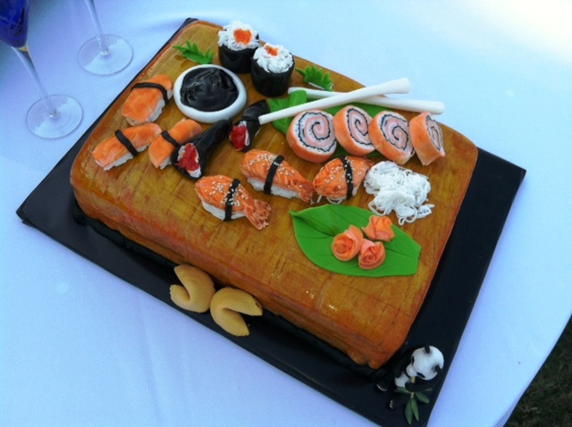 Cake Art Cake Flavours : Specialty Groom and Wedding cakes from Kiss the Cook Cakes ...