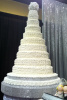 Tallest Wedding Cake Ever !