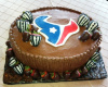 Texan Theme Cake