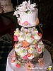 Bridal Shower Cake Tower